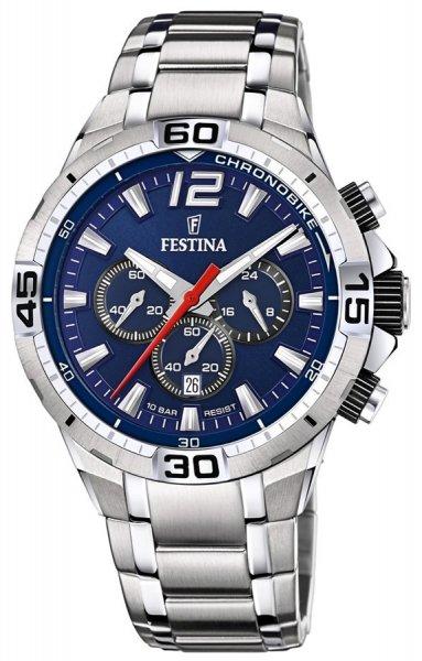 F20522-3 - zegarek męski - duże 3