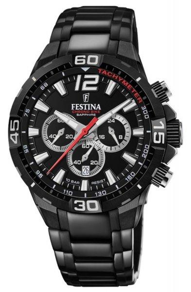 F20528-1 - zegarek męski - duże 3