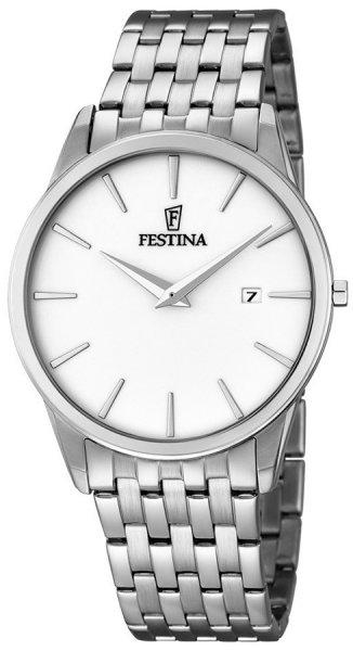 F6833-1 - zegarek męski - duże 3