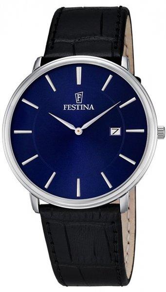 Zegarek Festina  F6839-4 - duże 1