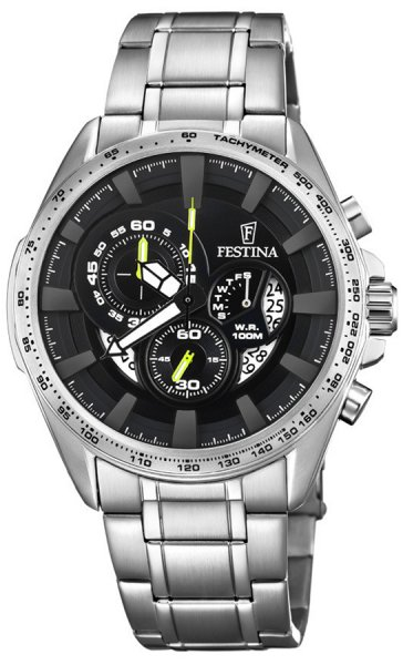 Zegarek Festina F6864-6 - duże 1