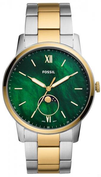 Zegarek męski Fossil the minimalist FS5572 - duże 1