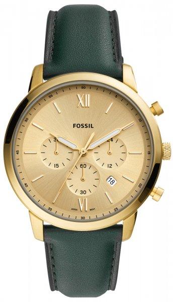 Zegarek męski Fossil neutra FS5580 - duże 3