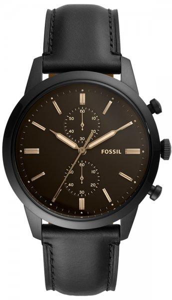 Zegarek męski Fossil townsman FS5585 - duże 1