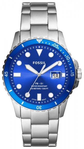Zegarek Fossil FS5669 - duże 1