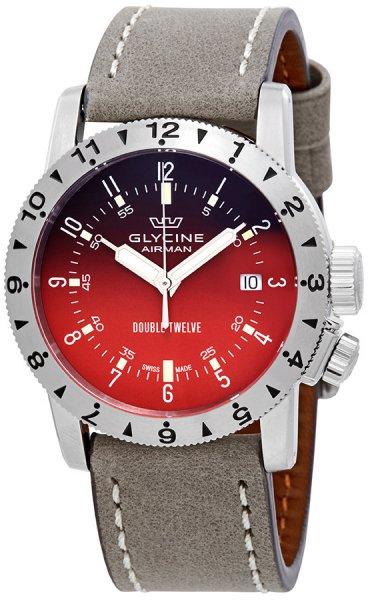 GL0233 - zegarek męski - duże 3