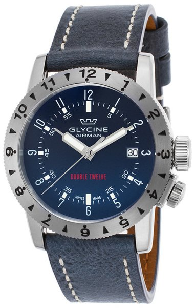 GL0234 - zegarek męski - duże 3