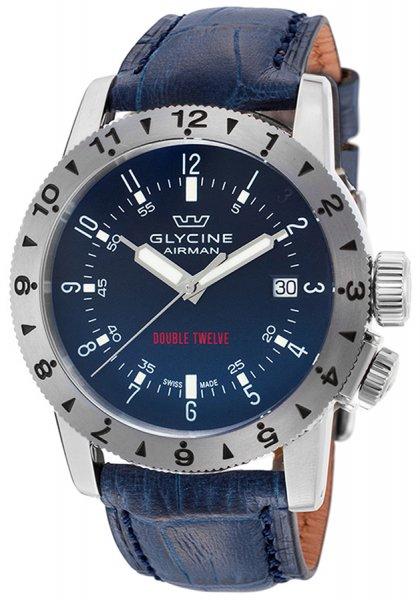 GL0235 - zegarek męski - duże 3