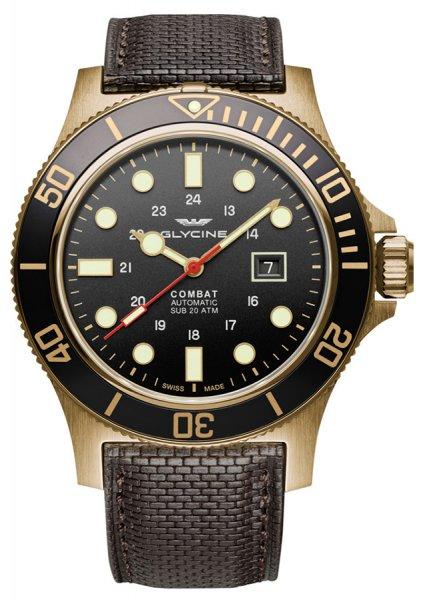 GL0243 - zegarek męski - duże 3