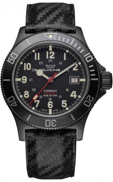 GL0244 - zegarek męski - duże 3