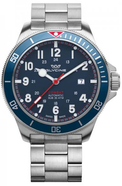 GL0254 - zegarek męski - duże 3