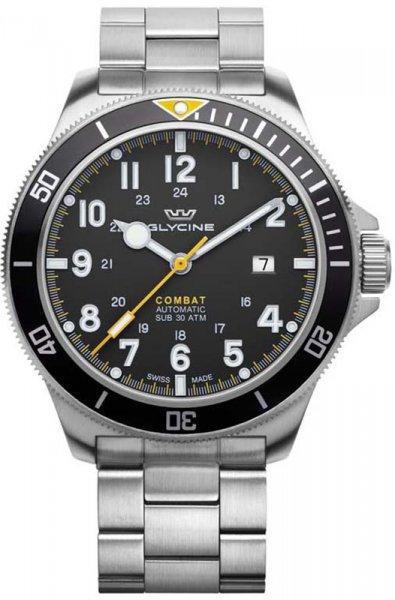 GL0255 - zegarek męski - duże 3