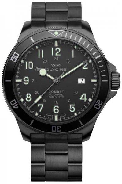 GL0256 - zegarek męski - duże 3