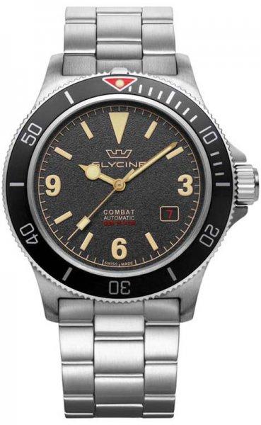 Zegarek męski Glycine combat GL0261 - duże 1