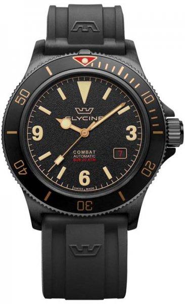 Zegarek męski Glycine combat GL0269 - duże 1
