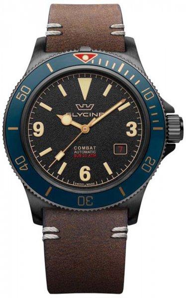 GL0270 - zegarek męski - duże 3