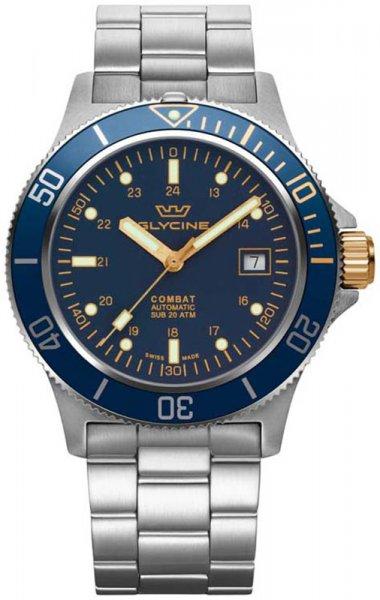 GL0271 - zegarek męski - duże 3