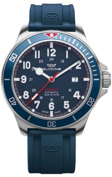 GL0275 - zegarek męski - duże 3