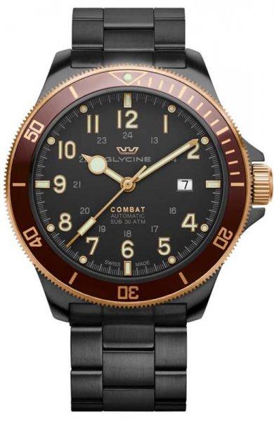 GL0276 - zegarek męski - duże 3