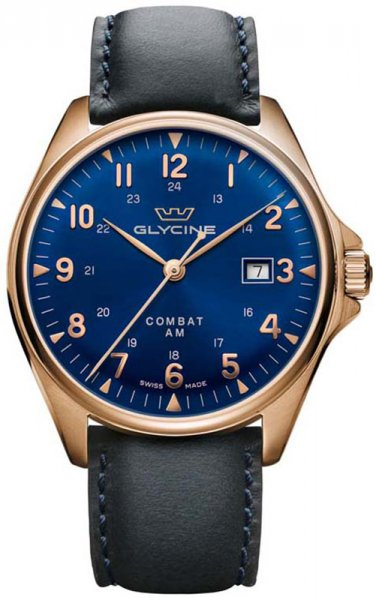 GL0285 - zegarek męski - duże 3