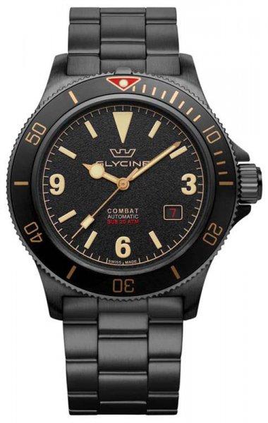 GL0290 - zegarek męski - duże 3