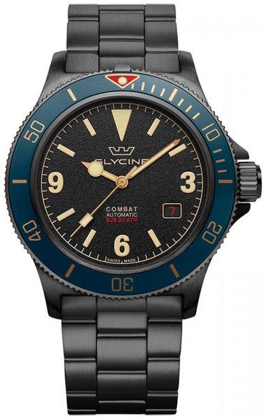 GL0291 - zegarek męski - duże 3