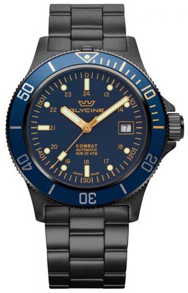 GL0295 - zegarek męski - duże 3