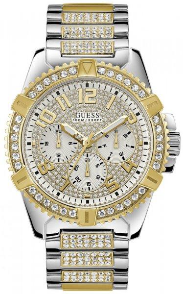 Zegarek Guess W0799G4 - duże 1