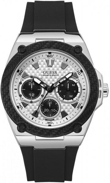 Zegarek męski Guess pasek W1049G3 - duże 1