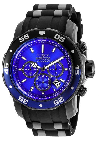 Zegarek Invicta 26128 - duże 1