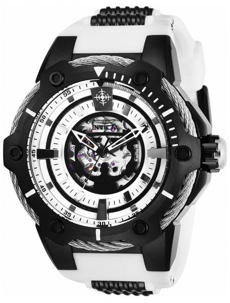 26237-POWYSTAWOWY - zegarek męski - duże 3