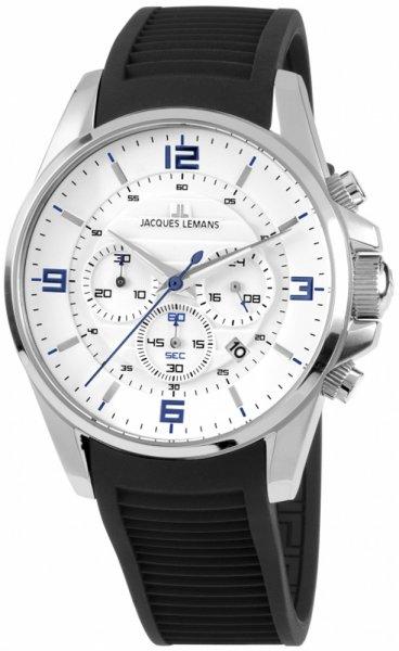 Zegarek Jacques Lemans 1-1799B - duże 1