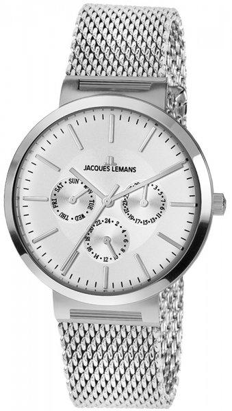1-1950G - zegarek męski - duże 3