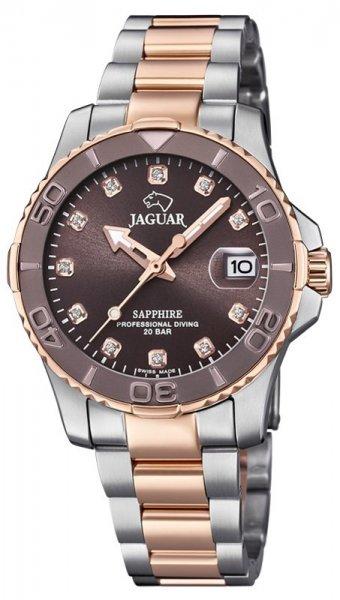 J871-2 - zegarek damski - duże 3