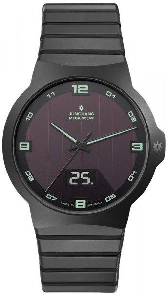 Zegarek Junghans 018/1436.44 - duże 1