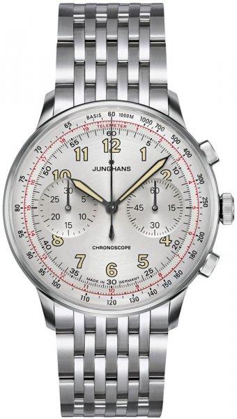 Zegarek Junghans 027/3880.44 - duże 1