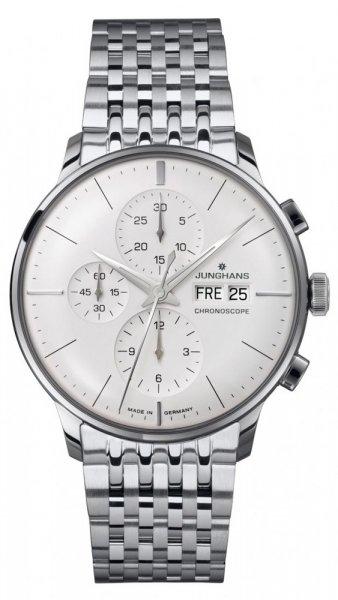 Zegarek Junghans 027/4121.44 - duże 1