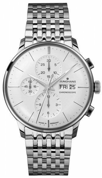 Zegarek Junghans 027/4121.45 - duże 1