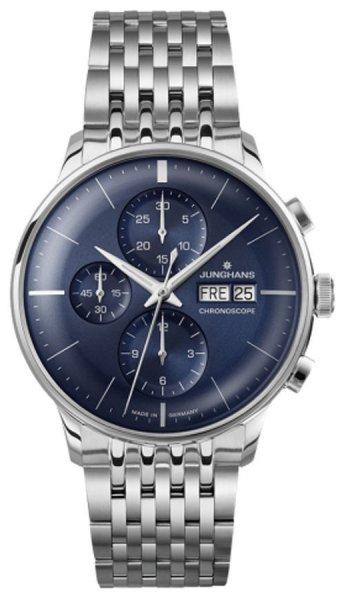Zegarek Junghans 027/4528.44 - duże 1