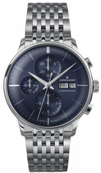 Zegarek Junghans 027/4528.45 - duże 1