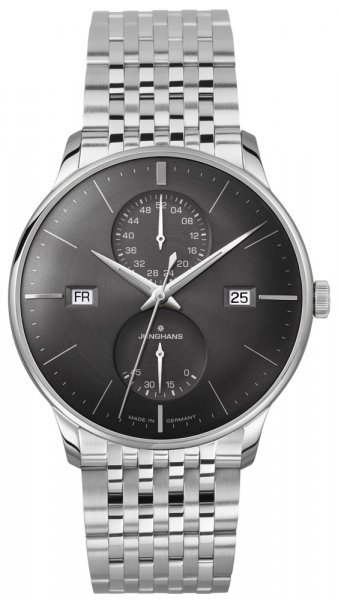 Zegarek Junghans 027/4568.45 - duże 1