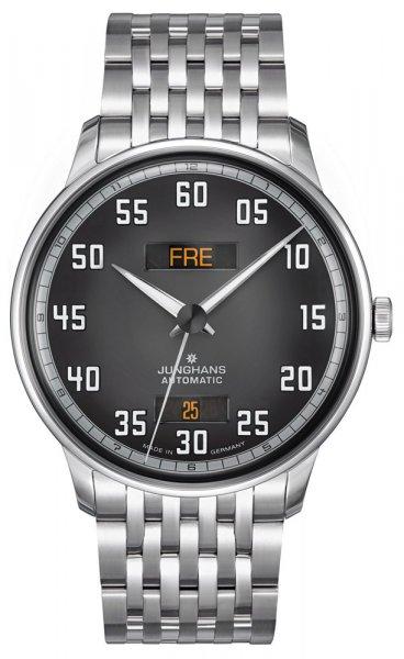 Zegarek Junghans 027/4722.44 - duże 1