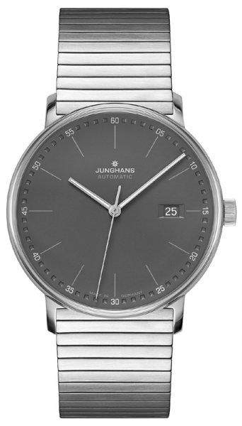 Zegarek Junghans 027/4833.44 - duże 1