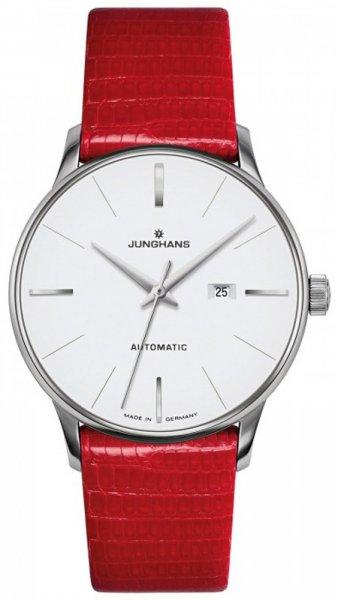 Zegarek Junghans 027/4844.00 - duże 1
