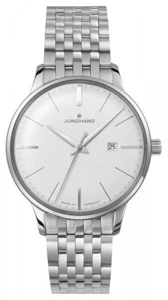 Zegarek Junghans 047/4372.44 - duże 1