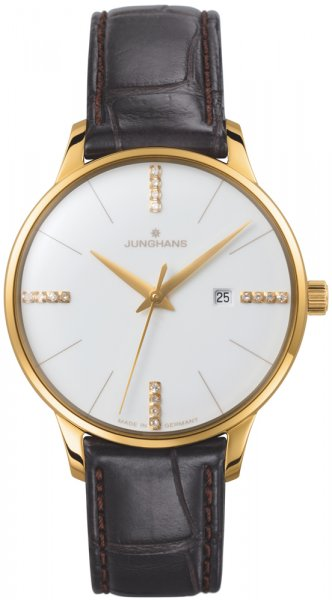 Zegarek Junghans 047/7374.00 - duże 1