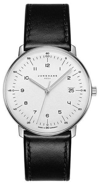 Zegarek Junghans 058/4820.04S - duże 1