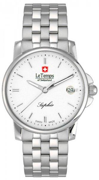 Zegarek Le Temps LT1065.03BS01 - duże 1