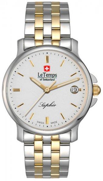 Zegarek Le Temps LT1065.44BT01 - duże 1