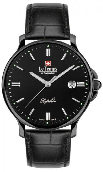 Zegarek Le Temps LT1067.32BL31 - duże 1